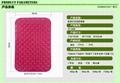 广海大PVC波浪钉泡泡防滑垫
