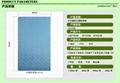 广海大天然橡胶水鳞防滑垫
