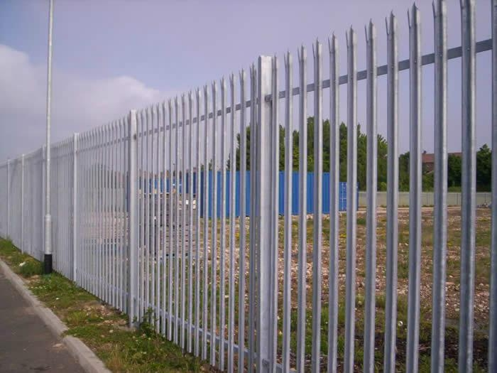 Steel Palisade Fence(factory)Security Fence 2