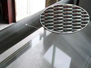 Stainless Steel Dutch Wire Mesh