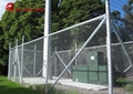 Hot Dipped Ga  anized 9 Gauge Chain Link Fence 2