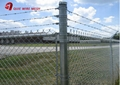 Hot Dipped Ga  anized 9 Gauge Chain Link Fence 4