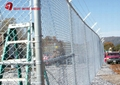 Hot Dipped Ga  anized 9 Gauge Chain Link Fence 5