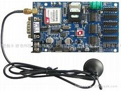 GSM短信控制卡