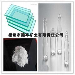 玻璃制品用硅微粉