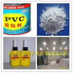 胶黏剂专用硅微粉