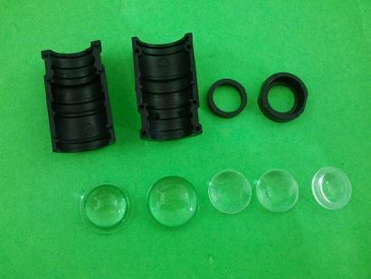 供應第三代迎賓燈組合透鏡 1