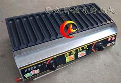 16串燃气秘制烤肠机