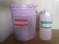Crack repair of special epoxy resin