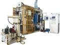 China full automatic APG Epoxy resin injection moulding machine