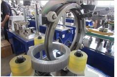 apg clamping machine (voltage transformer winding machine)