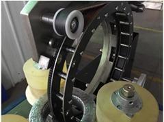 epoxy injection machine (coil winding machine for voltage transformer)