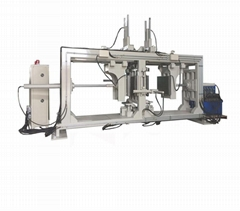 Hot sale resin transfer molding machine for high voltage instrument transformer