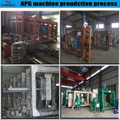 best factory price SF6 circuit breaker APG injection molding machine
