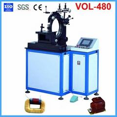 best factory price voltage transformer winding coil machine