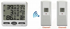 Wireless Refrigerator Thermometer
