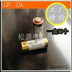 12V23A/L1028纽扣叠层电池