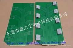 电池检测老化板