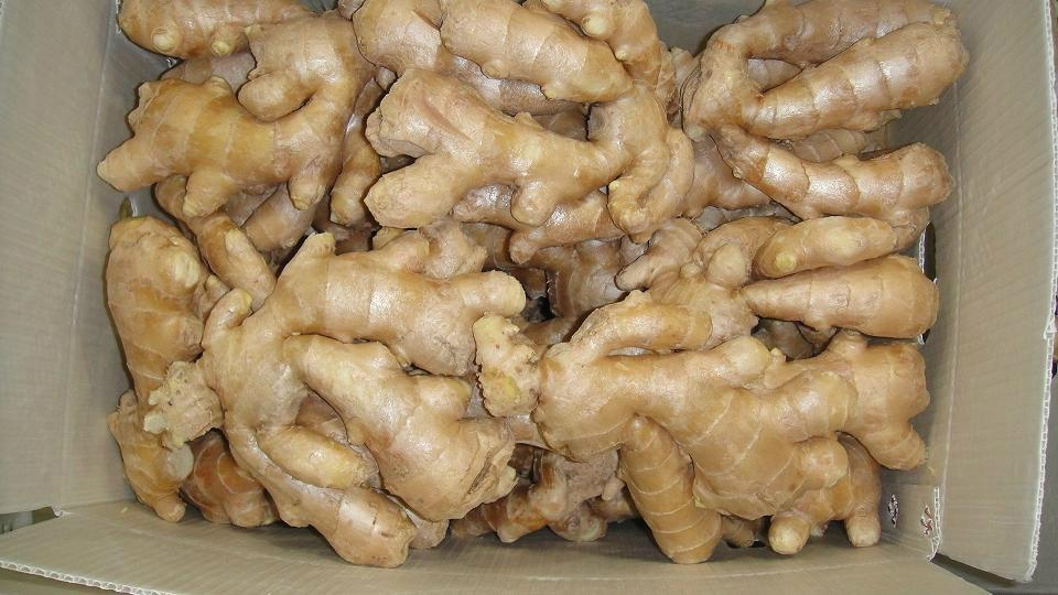 air dried ginger 5