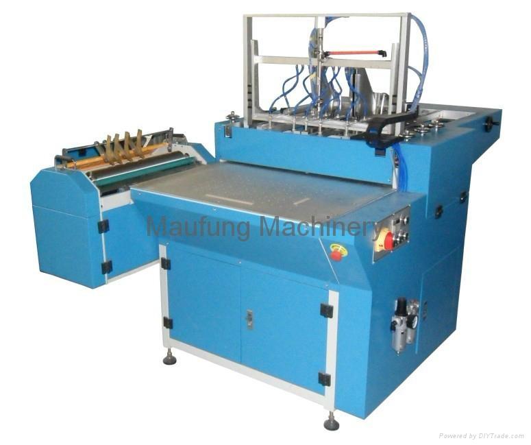 Hard cover maker machine MF-SCM500A binding machine 1
