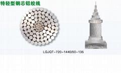 特輕型鋼芯鋁絞線