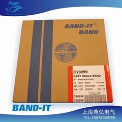 BAND-IT 不锈钢扎带 C20299 C20399 C20499C20599
