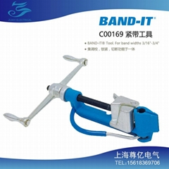 BAND-IT不锈钢扎带工具 紧带机C00169 美国原装进口