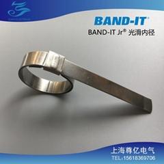 BAND-IT 不鏽鋼預制管夾 光滑內徑 美國原裝進口