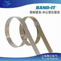 BAND-IT 中心穿孔管夾 CP6S99 CP7S99 CP8S99 CP10S99