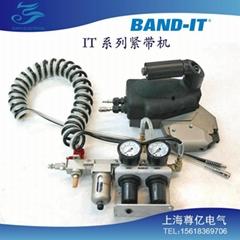BAND-IT不锈钢扎带气动工具