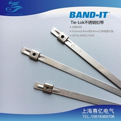 BAND-IT Tie-lok 扣带