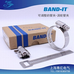BAND-IT  不鏽鋼管夾M21199
