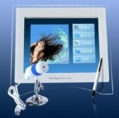 智能毛髮檢測儀