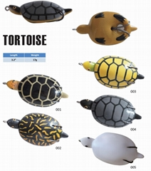 Tortoise Fishing Lure Artificial