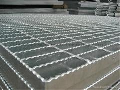 走道平台镀锌钢格板