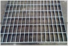 压锁钢格栅板