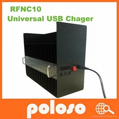 RFNC10 poloso 5V/2.1A 30usb ports mobile charger multi usb charger