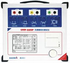 Test System Electronic CT Transformer Test Set CTP-220P