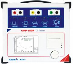 Test System Electronic CT Transformer Test Set CTP-120P