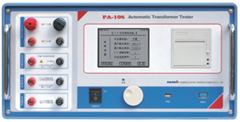 Test System Electronic Automatic Transformer Test Set FA-105