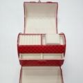 定製高檔化妝品收納皮盒