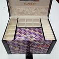 定製高檔化妝品收納皮盒 4