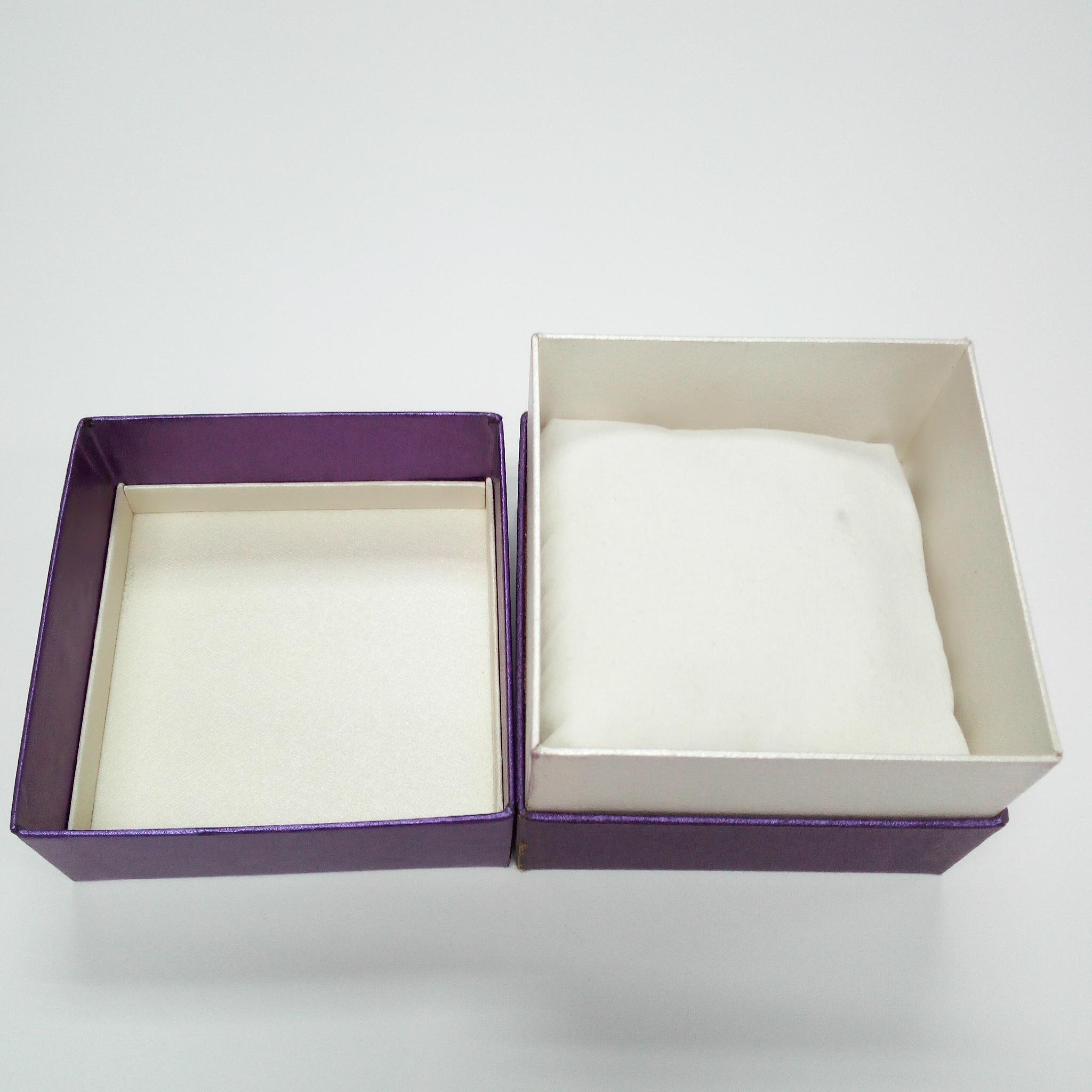 Cashmere leather gift box 3