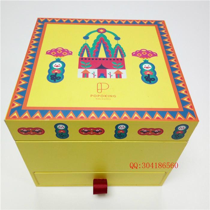 Custom jewelry packing box 1
