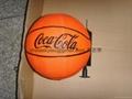 双人篮球架 4