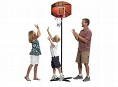 Mini Basketball Court