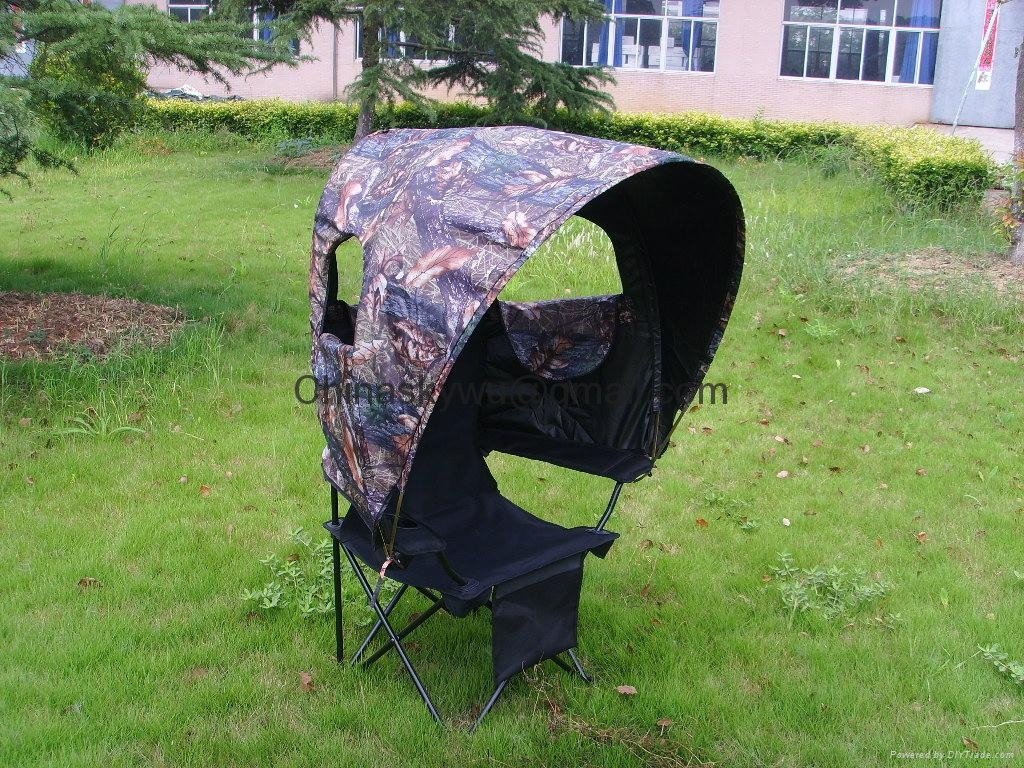 Hunting Chair Blind 1