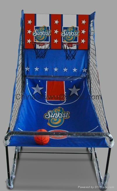 籃球架 6
