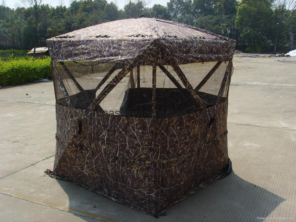 打獵帳篷 2