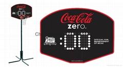 Coke  Promo Mini Basketball Backboard